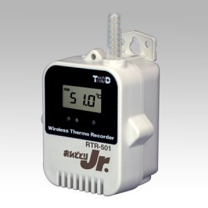T&D WIRELESS THERMORECORDER RTR-501L