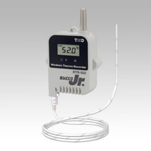 T&D WIRELESS THERMORECORDER RTR-502