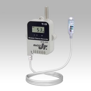T&D WIRELESS THERMORECORDER AG-ME-C0023