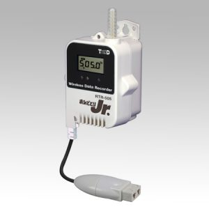 T&D WIRELESS THERMORECORDER RTR-505-TC
