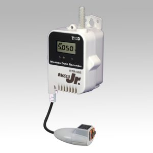 T&D WIRELESS THERMORECORDER RTR-505-VL