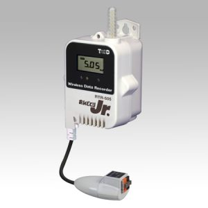 T&D WIRELESS THERMORECORDER RTR-505-Ma