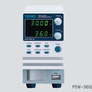 TEXIO TECHNOLOGY STABILIZER ELECTRICITY PSW-360H800