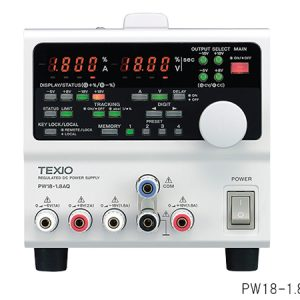 TEXIO TECHNOLOGY STABILIZER ELECTRICITY PW18-2ATP