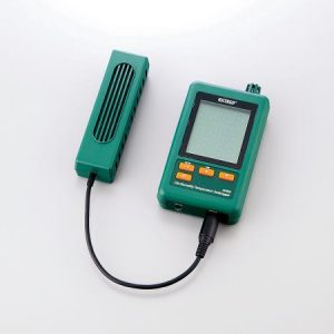 THERMO-HYGRO RECORDER WITH CO2 MONITOR SD800