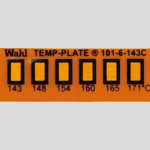 WAHL TEMP-PLATE FORVACUUM 101-6V-076