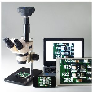 WI-FI CONNECTION MICROSCOPE ADAPTER 3RWDKCO2