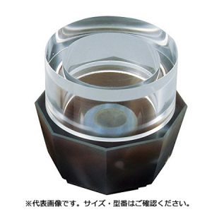 AS ONE AGATE MAGNETIC MORTAR SET OCTAGON 10G OCTAGON