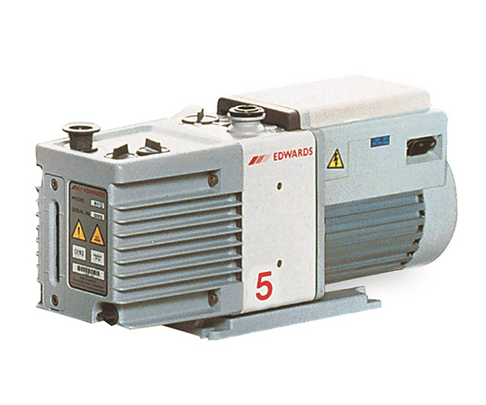 OIL ROTARY VACUUM PUMP