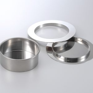 FRITSCH SIEVE SHAKER TRAY FOR DRY TYPE SAUCER FOR DRY TYPE(FOR SIEVE)