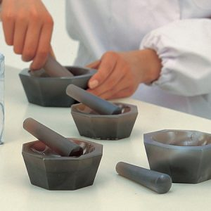 KIDO AGTE MORTAR SHALLOW TYPE 50 X60 X14 WITH PESTLE