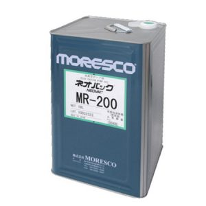 MORESCO HIGH VACUUM PUMP OIL MR-200
