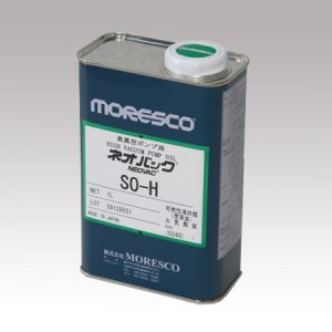 MORESCO OIL FOR VACUUM PUMP SO-H
