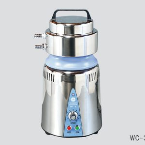 OSAKA CHEMICAL WONDER CRUSHER STAINLESS STEEL COOLING JACKETED VESSEL WC-3C