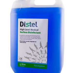 DISTEL HIGH LEVEL MEDICAL SURFACE DISINFECTANT